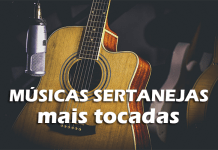 Top 100 músicas sertanejas mais tocadas do momento