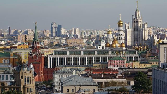Top 10 maiores países do mundo - Rússia