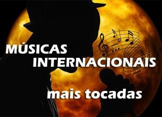 Top 10 músicas internacionais mais tocadas
