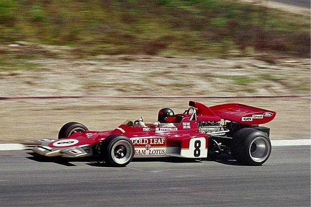 Top 10 campeões mais jovens da Fórmula 1 - Emerson Fittipaldi