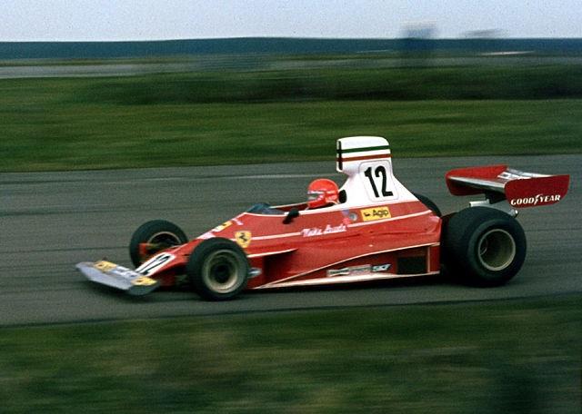 Top 10 campeões mais jovens da Fórmula 1 - Niki Lauda