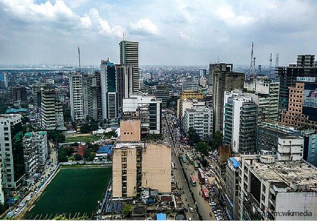 Top 10 maiores cidades do mundo - Daca