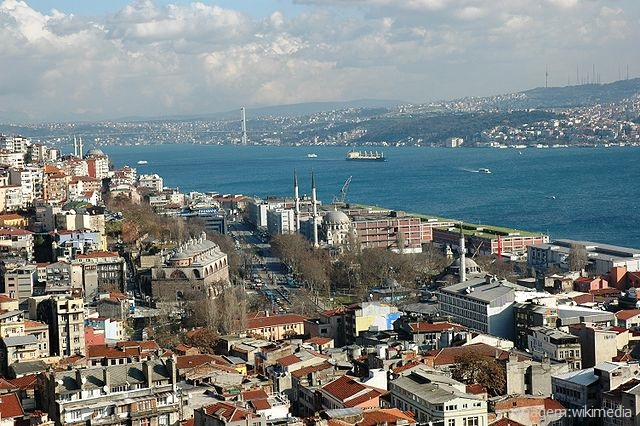 Top 10 maiores cidades do mundo - Istambul