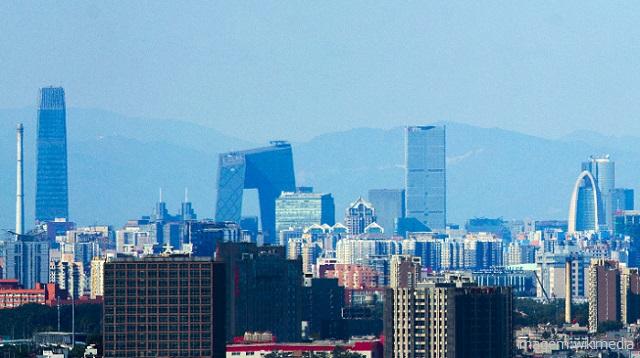 Top 10 maiores cidades do mundo - Pequim