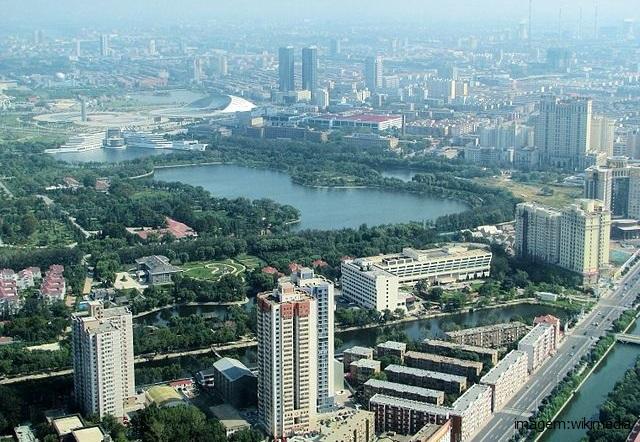 Top 10 maiores cidades do mundo - Tianjin