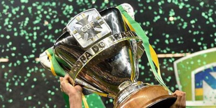 Top 10 maiores campeões da Copa do Brasil