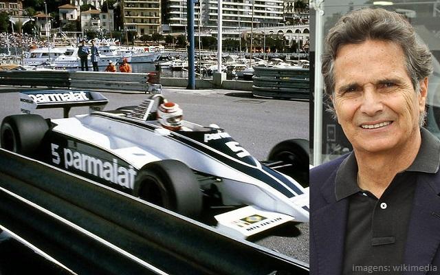 Top 10 maiores campeões da Fórmula 1 - Nelson Piquet