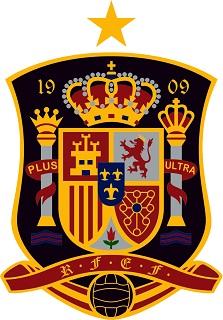 Top 10 maiores campeões da Copa do Mundo de Futebol - Espanha
