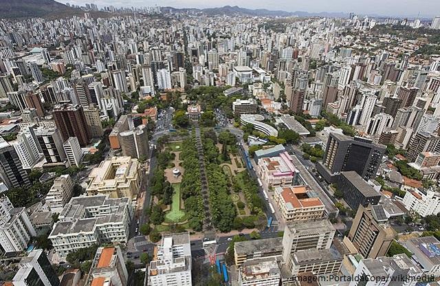 Top 10 maiores municípios do Brasil - Belo Horizonte