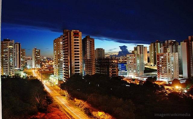 Top 10 maiores cidades do Brasil em habitantes - Manaus