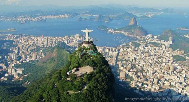 Top 10 maiores cidades do Brasil em 2018 - Rio de Janeiro