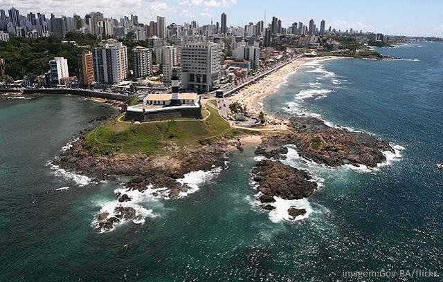 Top 10 cidades mais populosas do Brasil em 2019 - Salvador