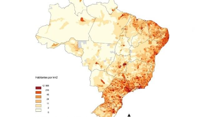 Maiores cidades do Brasil