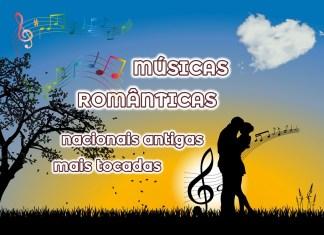 Músicas Românticas brasileiras