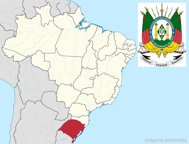 Top 10 maiores estados do Brasil - Rio Grande do Sul