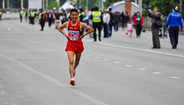 A corrida é o esporte mais popular na China