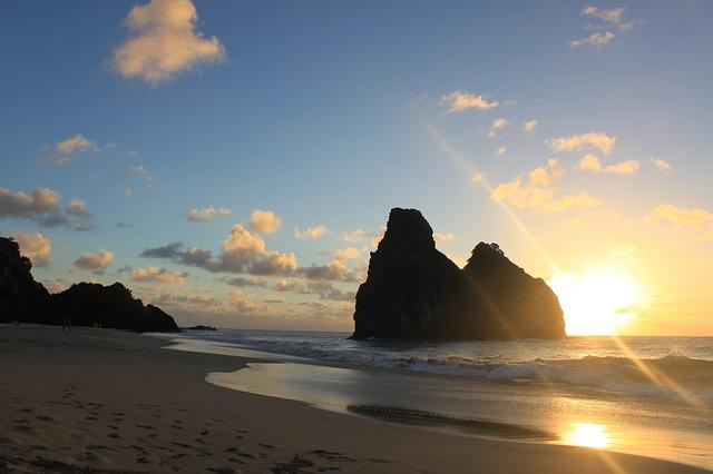 Possui a melhor praia do mundo