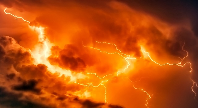 Eventos climáticos de dar medo