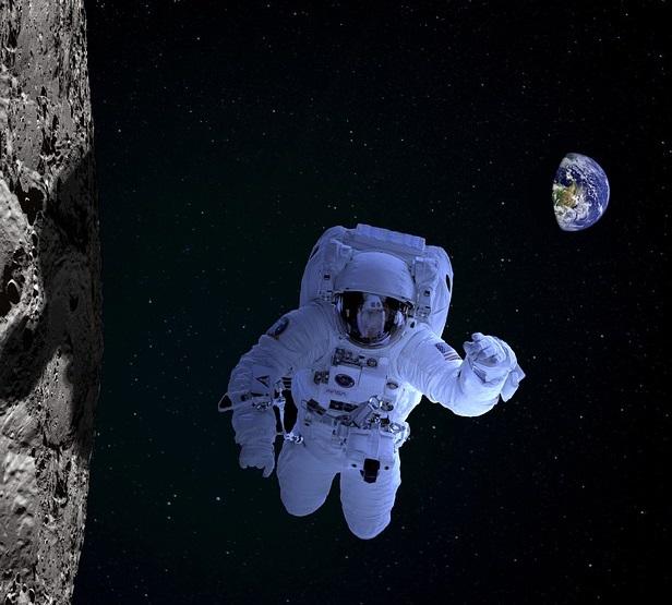 A gravidade da Lua