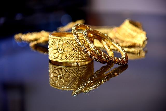No Egito, o patrimônio se resume muito a jóias