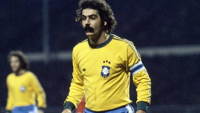 Maiores artilheiros da seleção brasileira - Rivellino