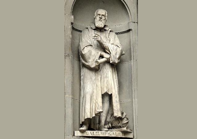 O primeiro observador de Marte: Galileu