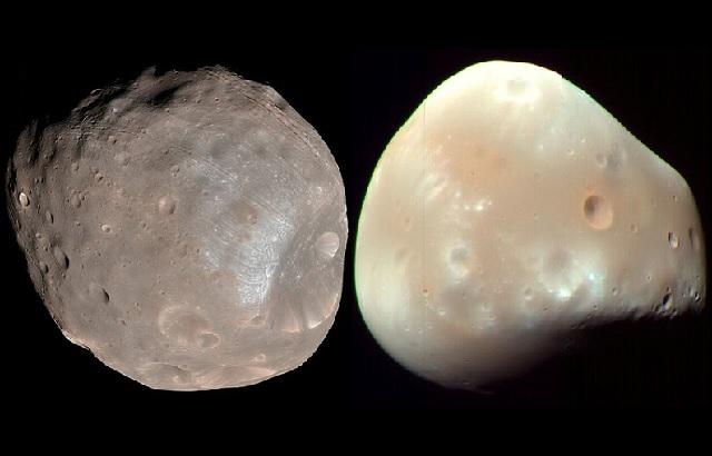 Luas de Marte