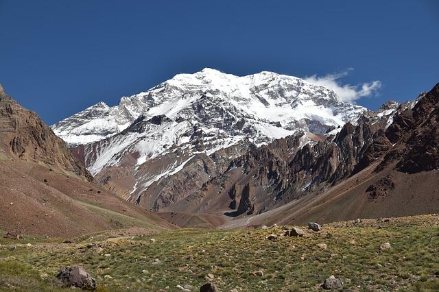Uma das maiores montanhas do mundo