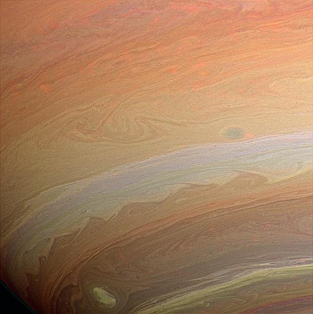 """Saturno """"plano"""""""