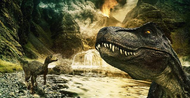 O ocaso dos dinossauros
