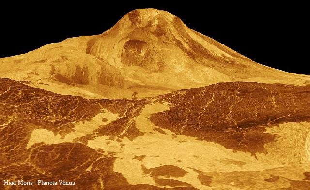 Não existem vulcões só no planeta Terra