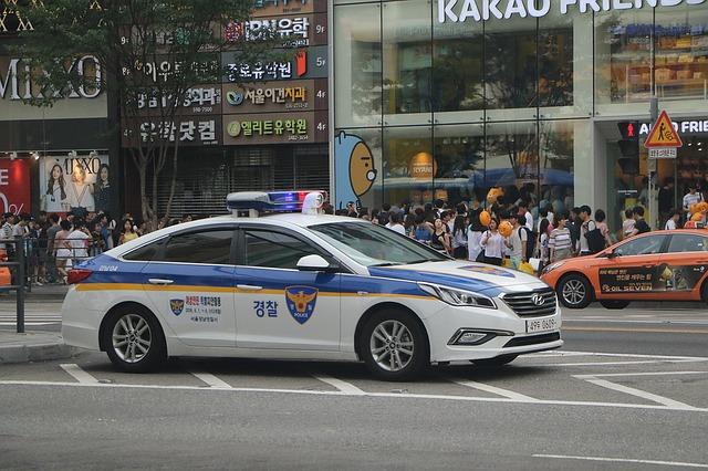 Blitz na Coreia do Sul