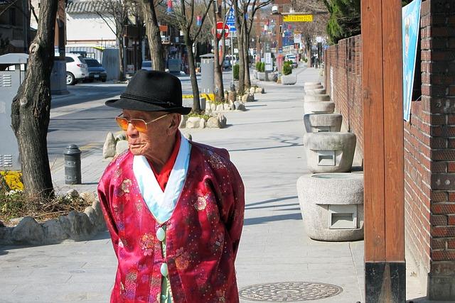 Idade é mais que um número na Coreia do Sul