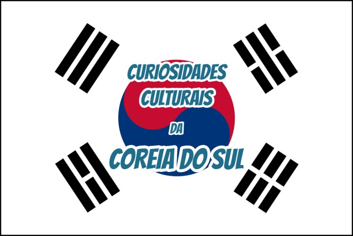 Top 10 curiosidades culturais da Coreia do Sul