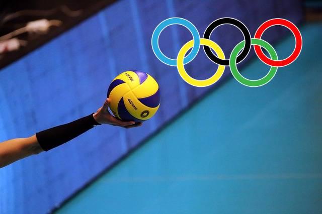 Quando o voleibol se tornou esporte olímpico