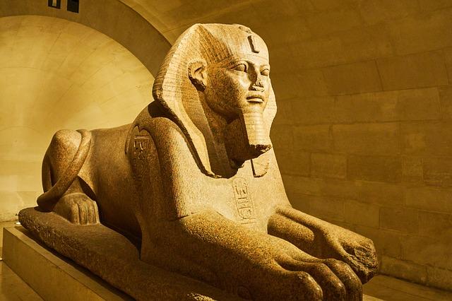 Representações culturais antigas do leão