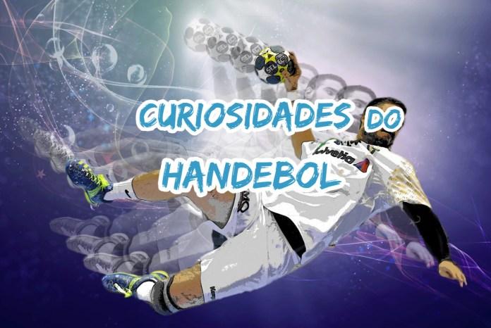Top 10 curiosidades do Handebol