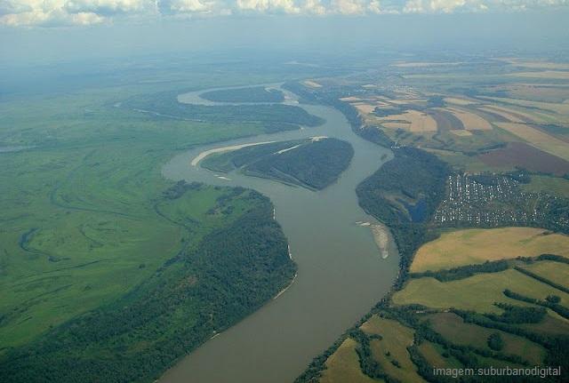 Maiores rios do mundo - Rio Ob