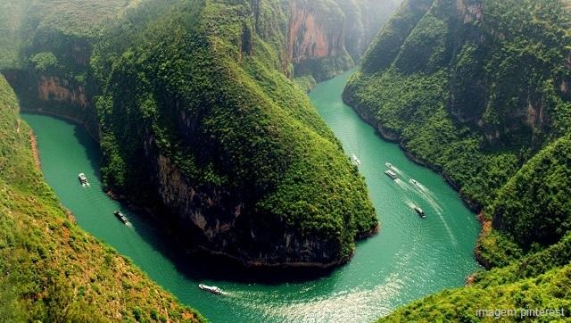 Maiores rios do mundo - Rio Yangtze