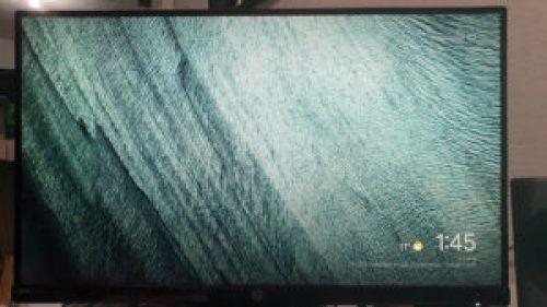 fondo de pantalla en chromecast