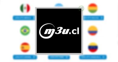 Web M3U CL: Listas IPTV Gratuitas de Múltiples Países