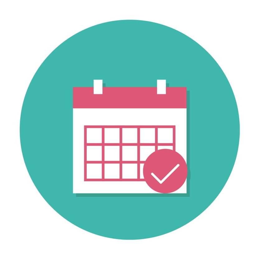 Aplicaciones del Calendario para Windows 8, 10: Algunas de las mejores para usar