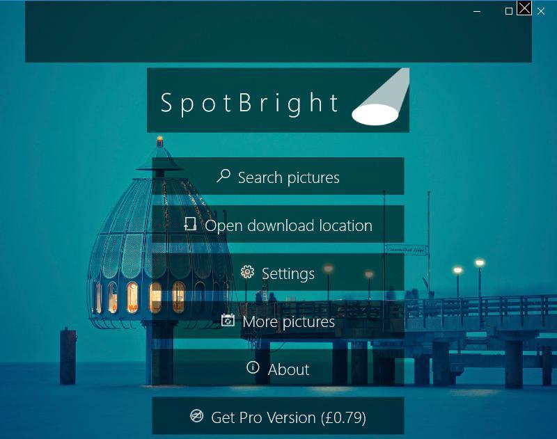 Исправление для Windows: Spotlight не работает с настраиваемым слайд-шоу.