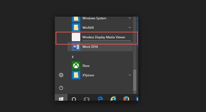 Проблемы с беспроводной программой просмотра мультимедиа в Creators Update[FIX]