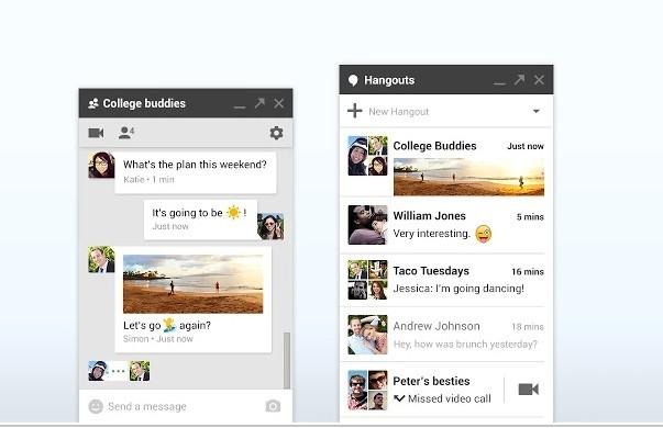 Google Hangouts для Windows 8.1, 10: загрузите последнюю версию