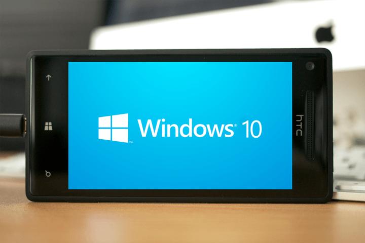 Microsoft еще не представила поддержку VPN для Windows 10 на телефоне