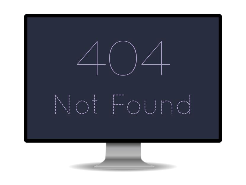ИСПРАВИТЬ: Ошибка 404 - запрошенный ресурс недоступен.