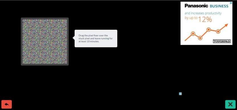Как исправить зависшие / битые пиксели на ноутбуках и мониторах