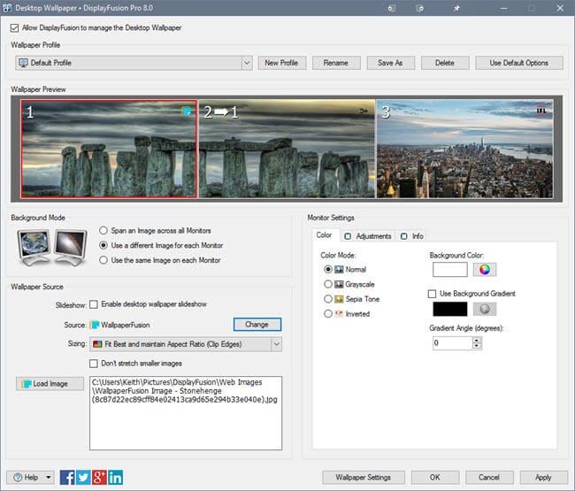 Как клонировать или увеличить экран на нескольких мониторах в Windows 10