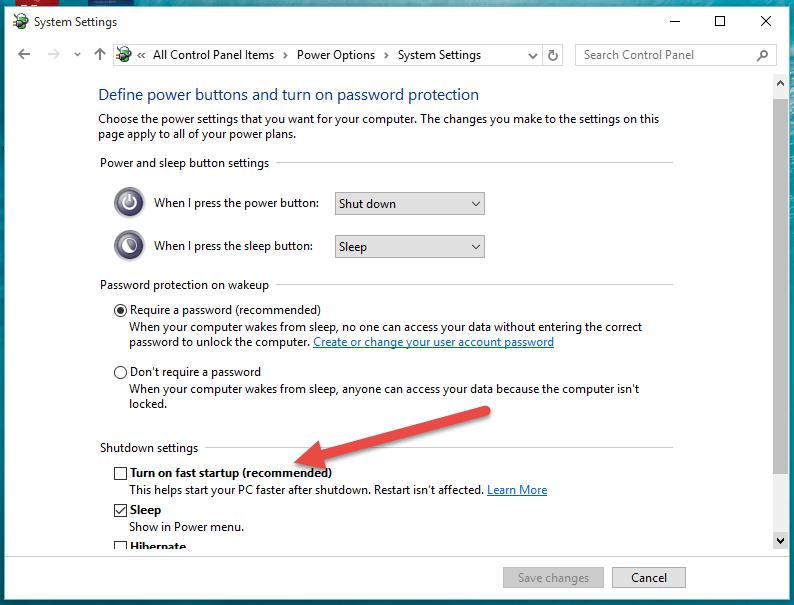 Corrección completa: Pantalla negra después de iniciar sesión en Windows 10, 8.1, 7